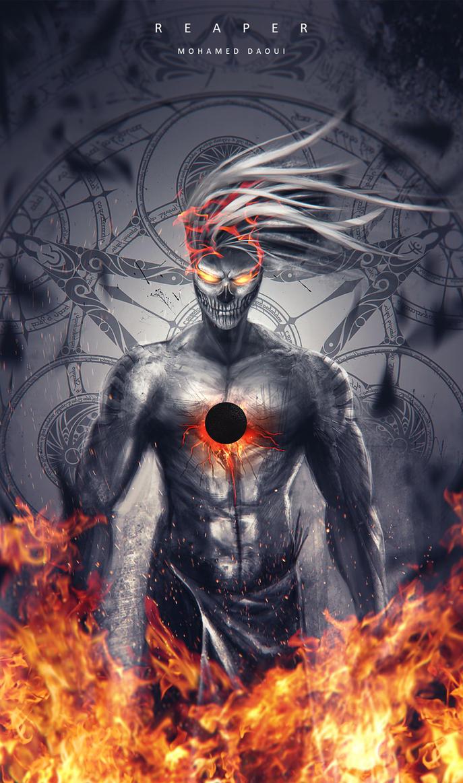 Reaper by DarknesFreak