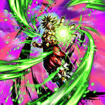 DB Legends - Super Saiyan Broly (GT)
