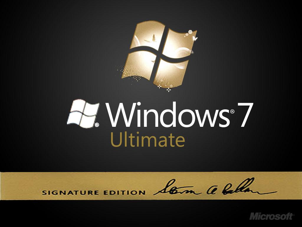 windows 7 ultimate sig editionrandydorney on deviantart