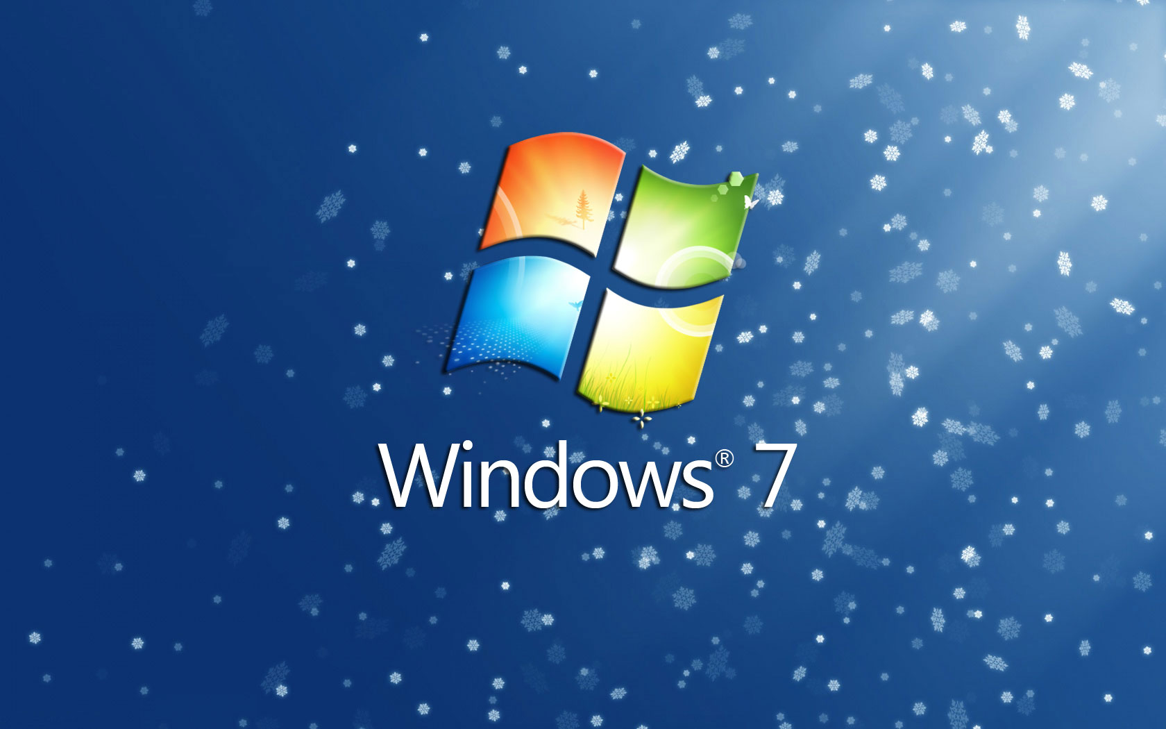 windows 7 christmas 2009randydorney on deviantart