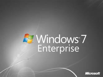 Windows 7 Enterprise Wall 2 by Randydorney