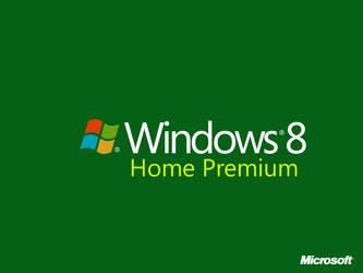 Windows 8 Box Art Home Premium by Randydorney