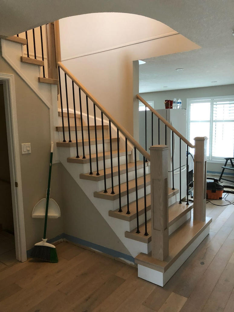 Exceptionnel Deck Spiral Staircase Cost Burlington By Stairs4u ...