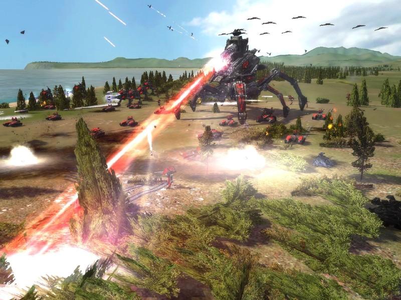Supreme Commander 01 by ShamusZ3R0 on DeviantArt