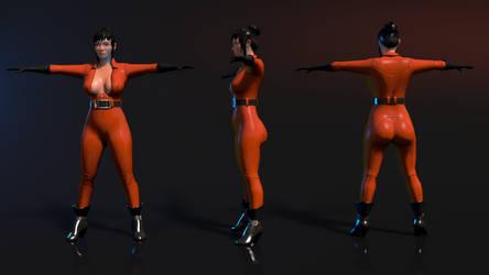 Charakter 3D by MYGforFun