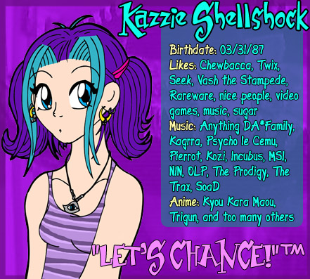 kazzie's Profile Picture