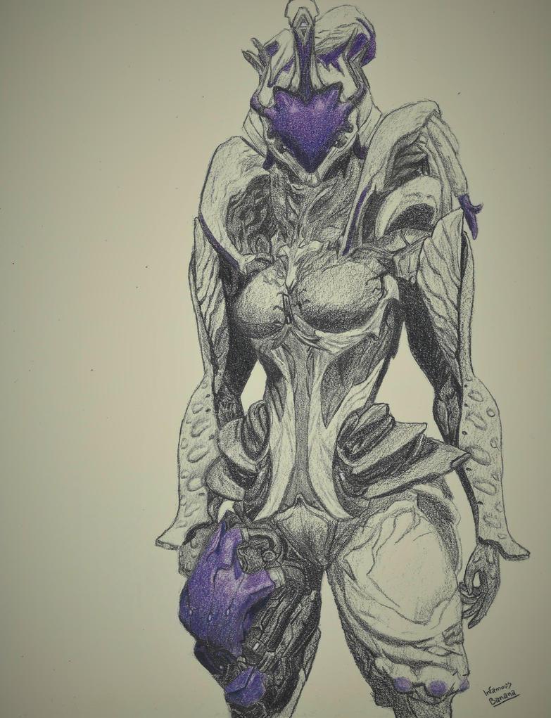 Warframe - Saryn Prime