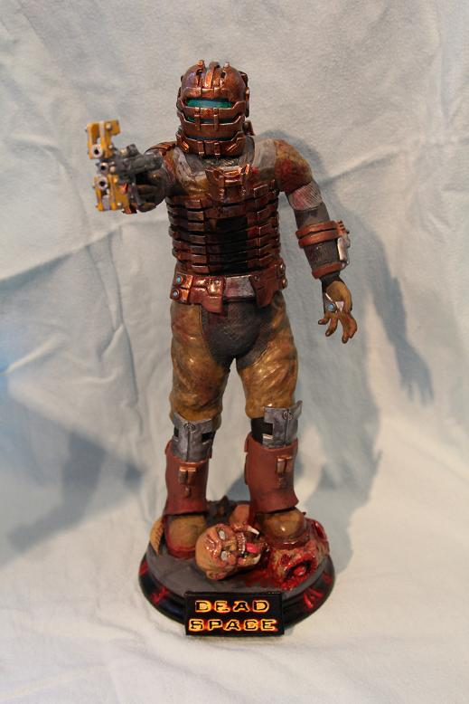 Dead Space Painted by Joker-laugh