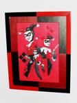 Harley Quinn Framed