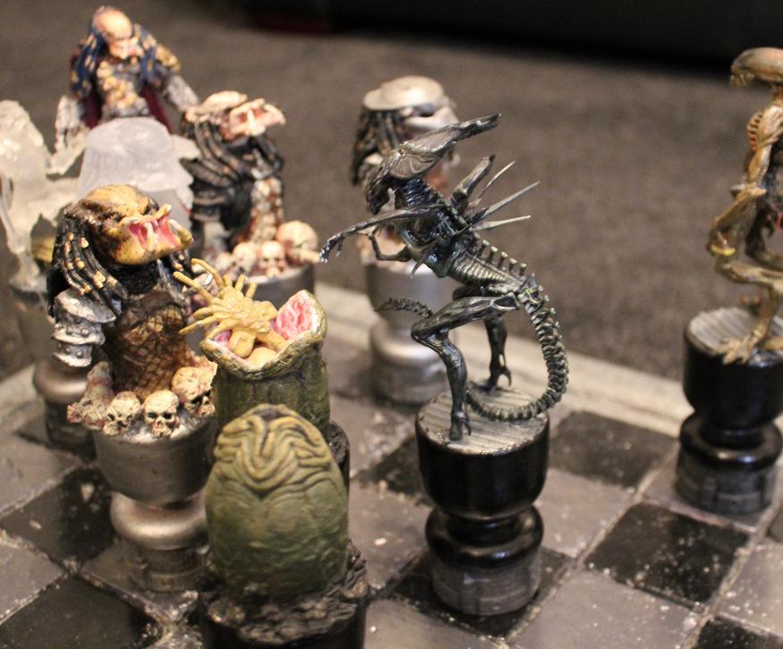 AVP Chess Game By Joker Laugh On DeviantArt