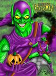 The Green Goblin.