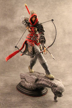 Shao Jun, Assassin's Creed Chronicles China Sculpt