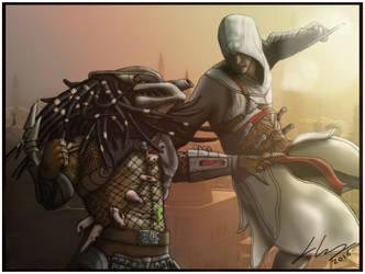 Predator V Assassin by Joker-laugh