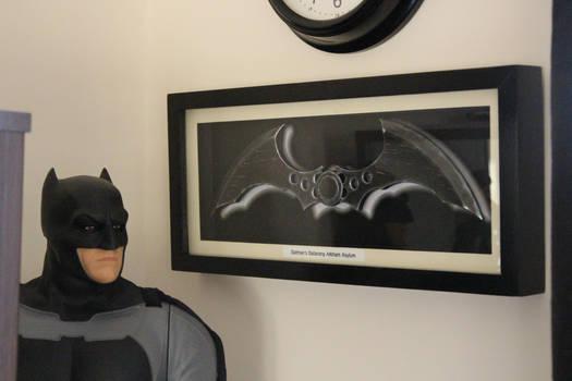 Batman's Batarang Arkham Asylum