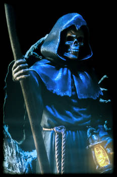 Grim Reaper, He comes for us all!