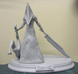 Pyramid Head (In Progress)