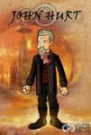 John Hurt : the forgotten doctor