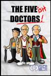 The Five ish Doctors