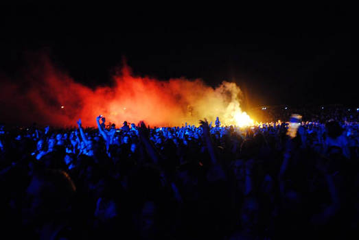 Concert in Belgrade :)