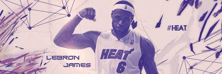 LeBron James singature