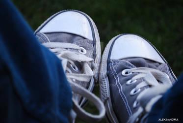 My converse. :-)