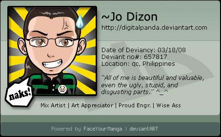I.D by digitalpanda