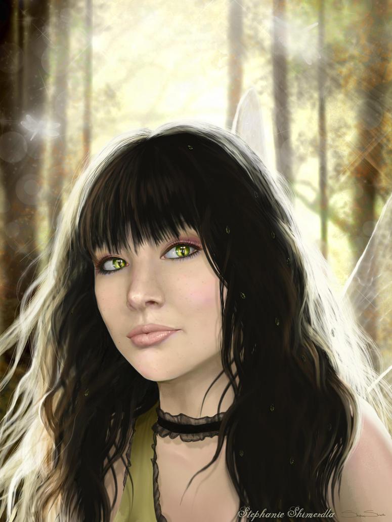Dragonfly Queen by slshimerdla