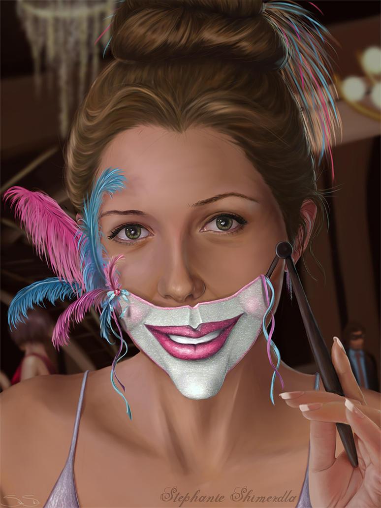Mask by slshimerdla