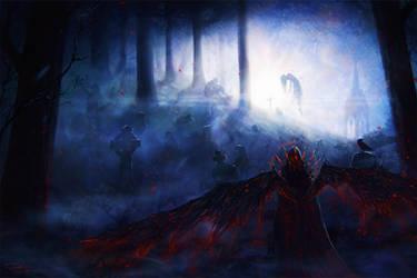 The Warden by slshimerdla
