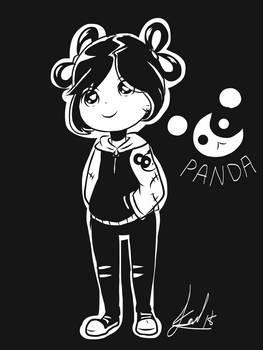Panda Chibi