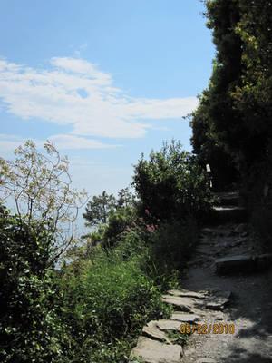 Cinque Terre Trail by supercilious-zahhy