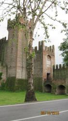 Montagnana Castle, Day by supercilious-zahhy