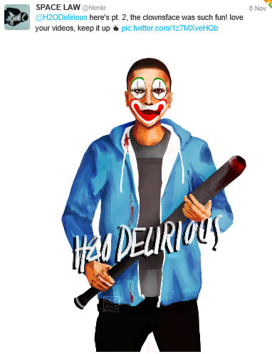H20 Delirious Fan Art Gta 5 | www.pixshark.com - Images ... H20 Delirious Fan Art