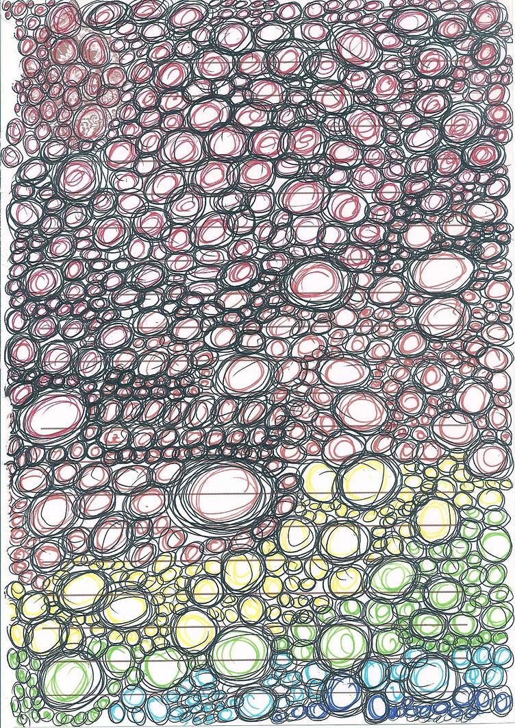 Crazy Circles by ohdraconian