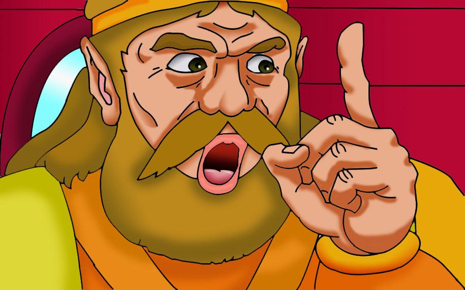 Mini jeux: comment représentez vous les membres du forum? - Page 2 Harkinian__King_of_Hyrule_by_47no