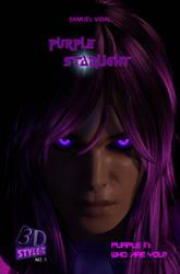 Purple Starlight_ Purple #1: Who Are You?