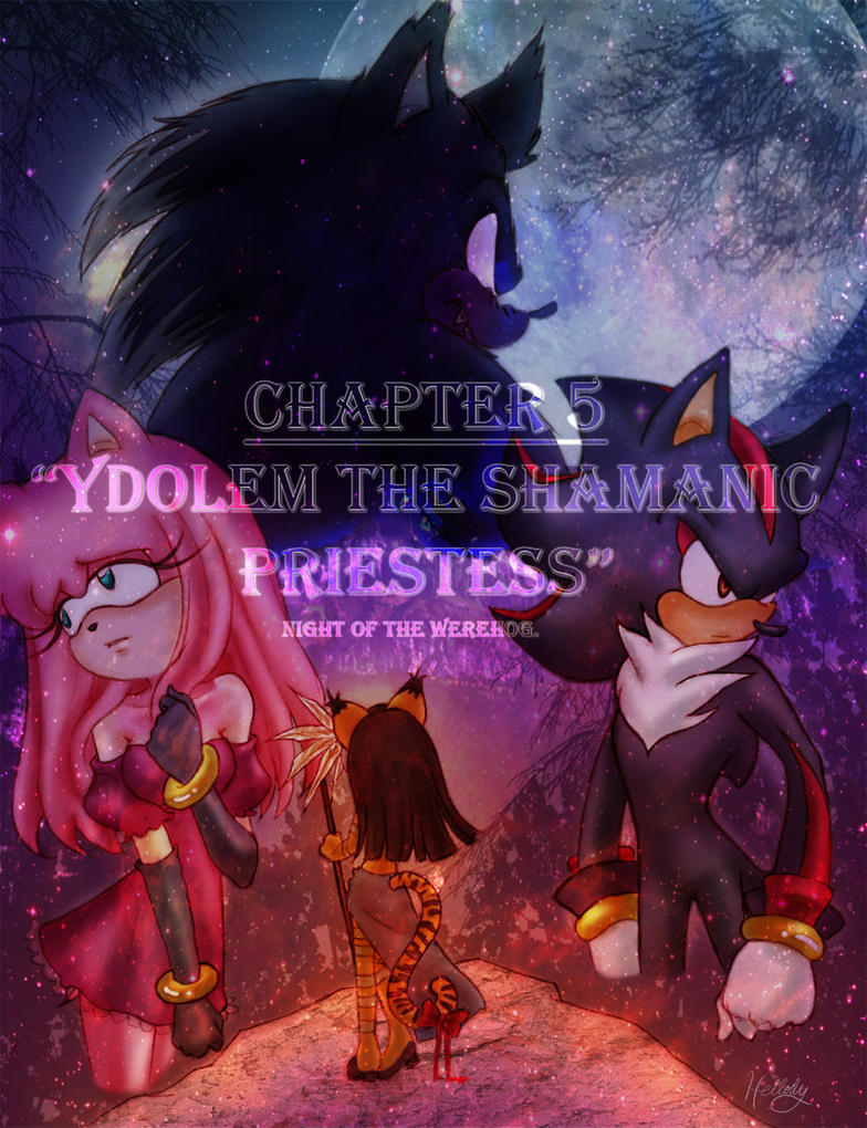Chapter 5 Ydolem The Shamani By Hellody On Deviantart