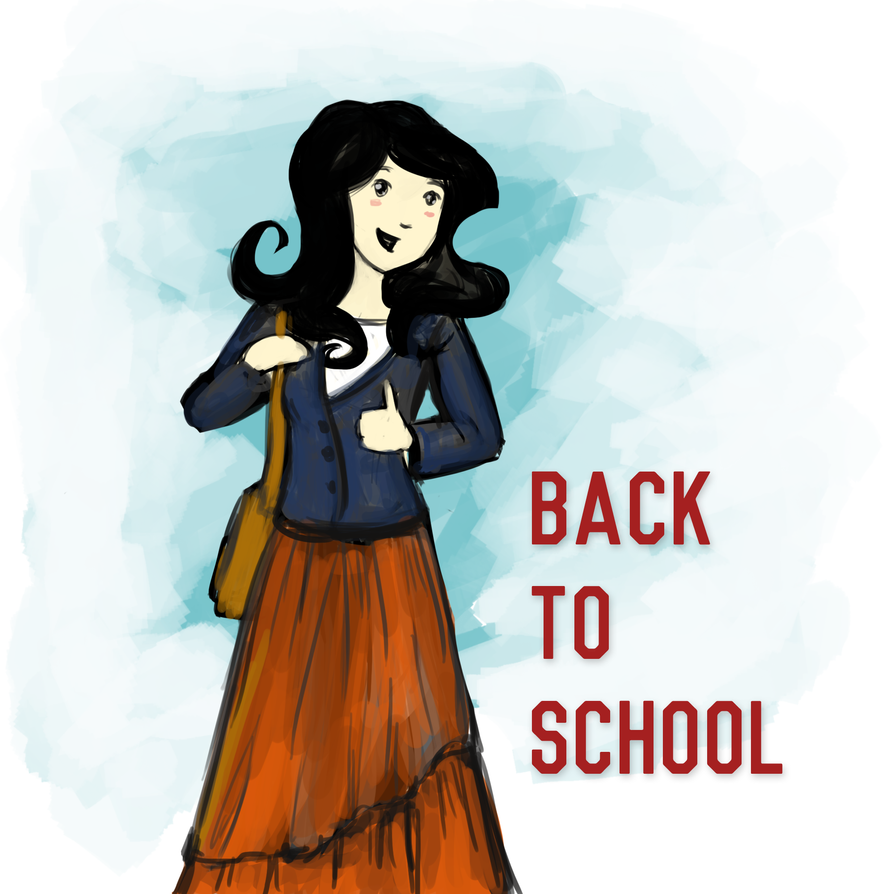Back To School by Maybellez