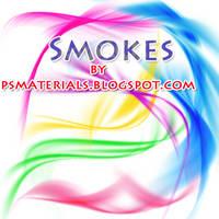 Smoke Brushes by vishalrokez