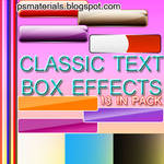 Text Box Brushes