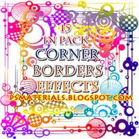 Corner Borders by vishalrokez