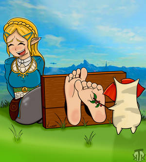 Tickled By The Wild [LoZ]