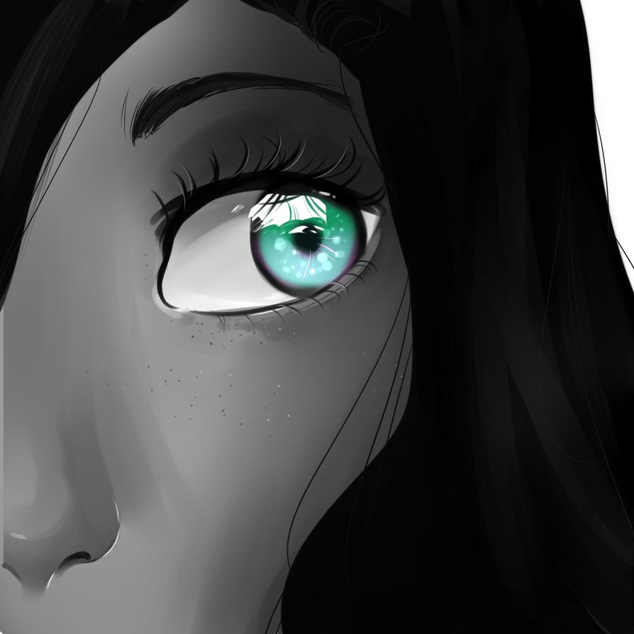 Ojos by xCrystalMemories
