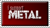 Metal Supporter by iZgo
