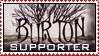 Tim Burton Stamp by iZgo