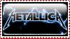 Metallica Stamp by iZgo