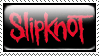 Slipknot Stamp