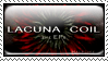 Lacuna Coil Stamp by iZgo