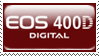 EOS 400D Stamp by iZgo