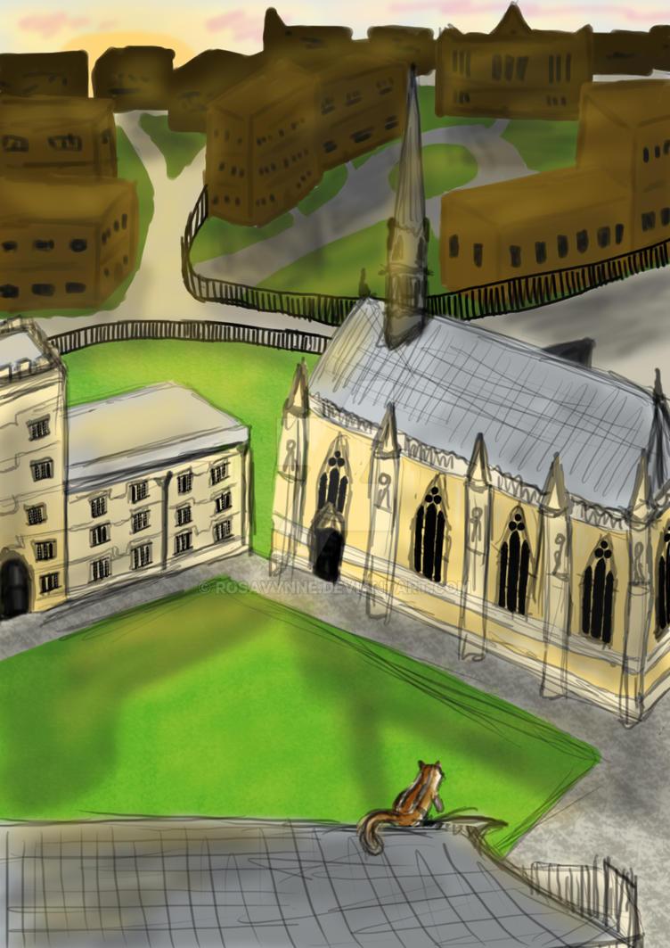 HDM: Jordan College, Oxford by...